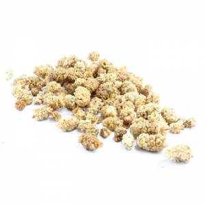 Organic Dried Mulberries image