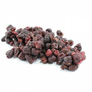 Organic Dried Raspberries image