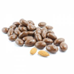 Milk Chocolate Almonds image
