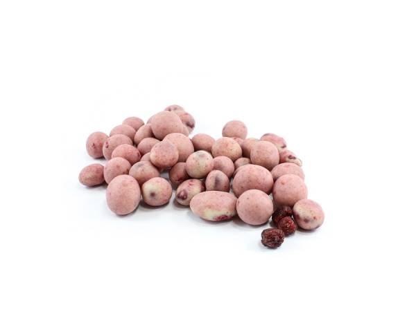 White Chocolate Freeze Dried Raspberries image
