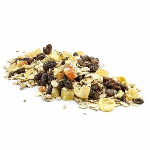 Tropical Muesli 98% Fat Free image