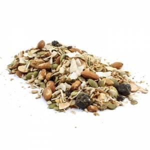 Organic Paleo Blueberry and Cinnamon Muesli image