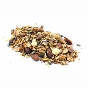 Hazelnut and Fig Granola image