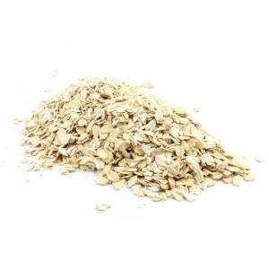 Unstabilised Organic Rolled Oats image