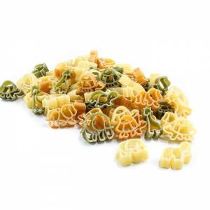 Organic Tomato And Spinach Zoo Pasta image