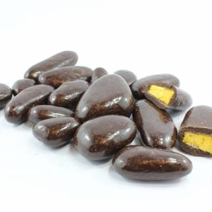 Dark Chocolate Freeze Dried Mango image