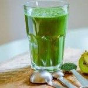 Organic Super Greens image